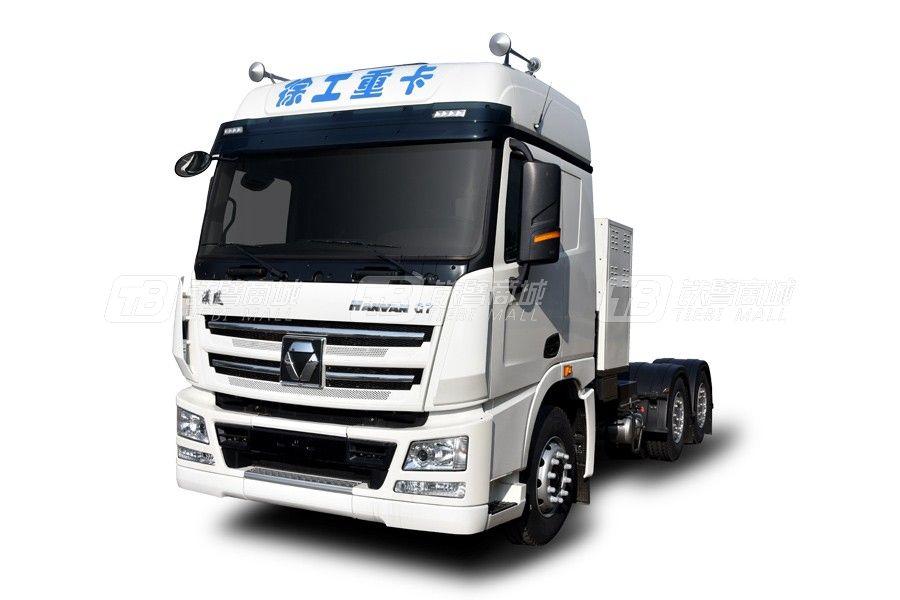 徐工E700 6x4(XGA4252BEVWC)纯电动牵引车(充电版)