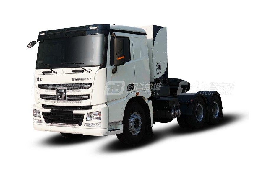 徐工E700 6x4 (XGA4252BEVWCA)纯电动牵引车(换电版)