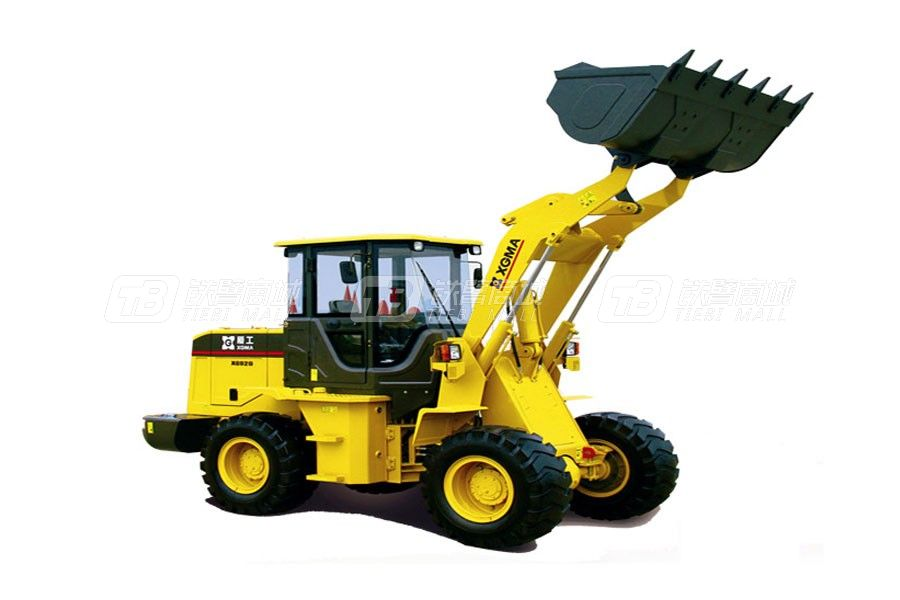 厦工XG920轮式装载机