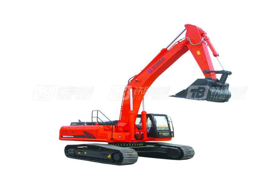 厦工XG836FH履带挖掘机