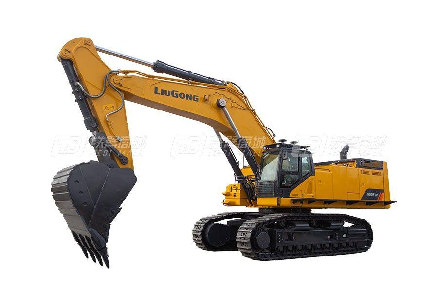 柳工990F HD履带挖掘机