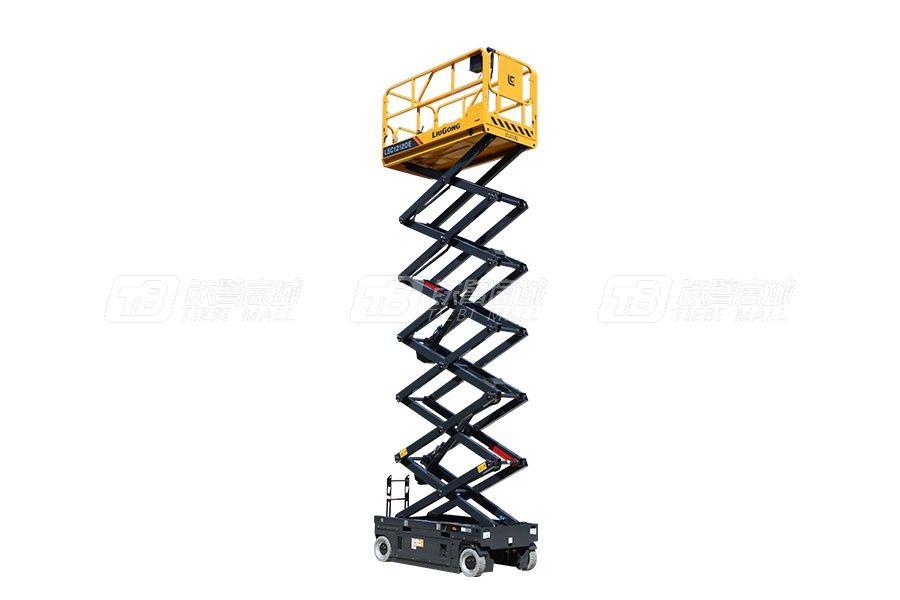 柳工LSC1212DE剪叉式高空作业平台