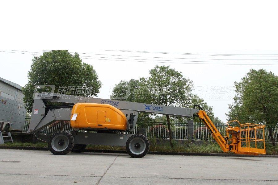 运想重工GTZZ24Z曲臂式高空作业平台