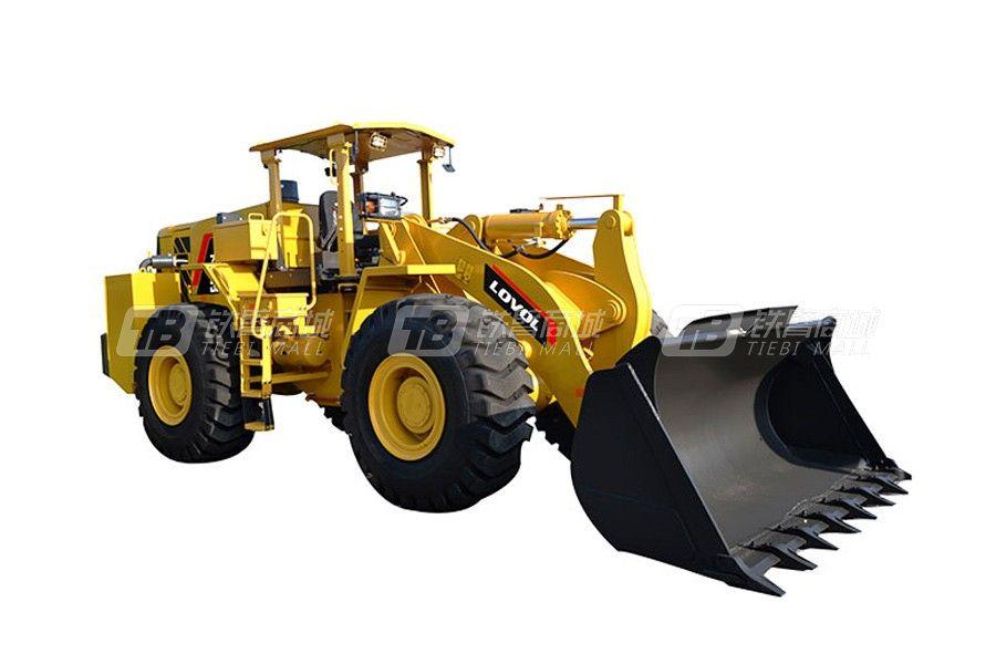 潍柴雷沃ZL50E矿安井下机轮式装载机