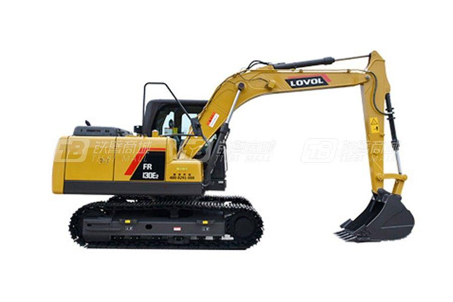 潍柴雷沃FR130E2-H履带挖掘机