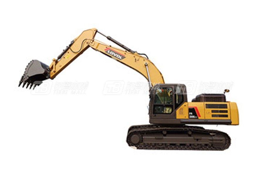 潍柴雷沃FR330E2-H履带挖掘机