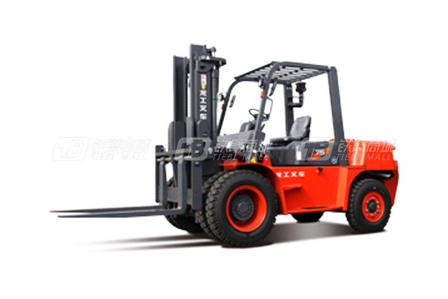 龙工CPCD75(石材专用)专用叉车