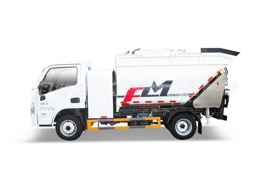 福龙马FLM5040ZZZNJBEVH纯电动自装卸式垃圾车