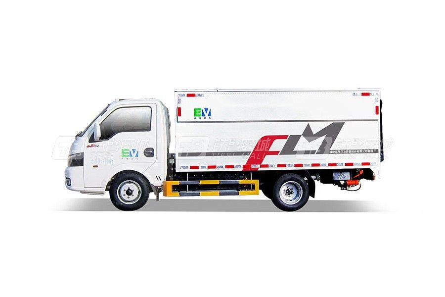 福龙马5040XTYDGBEV纯电动桶装垃圾运输车
