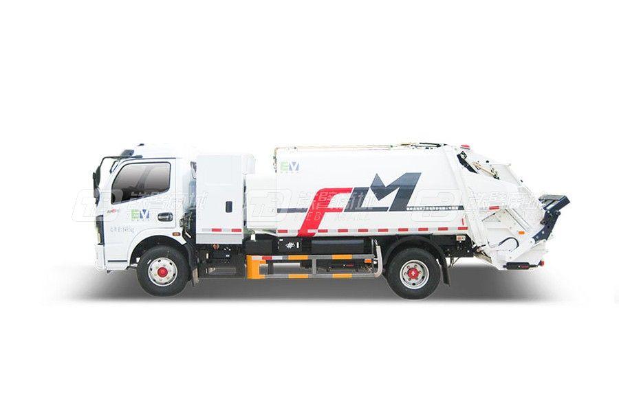 福龙马FLM5080ZYSDGBEV纯电动压缩式垃圾车