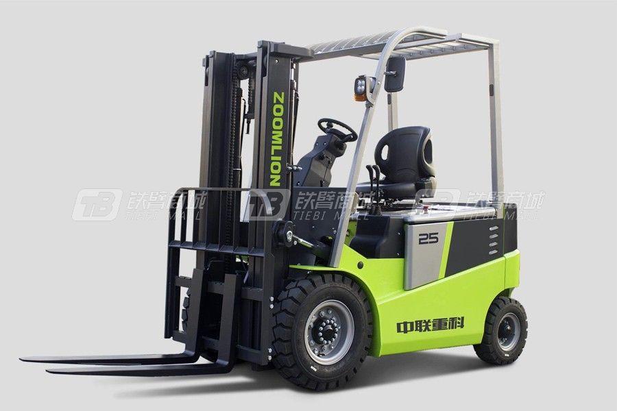 中联重科FB25H-LI电动叉车