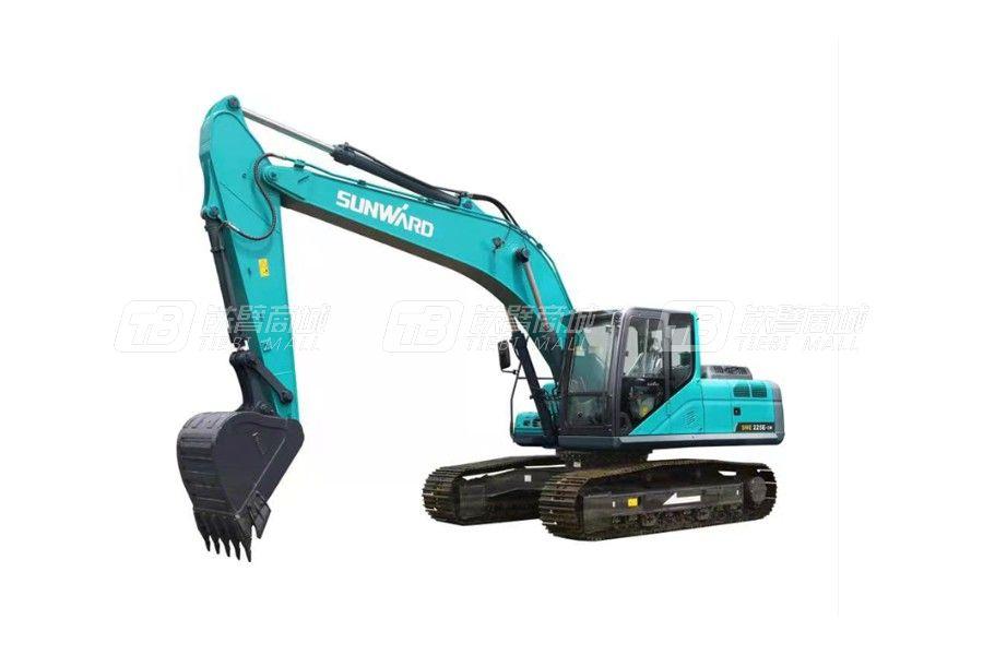 山河智能SWE225E-3H履带挖掘机