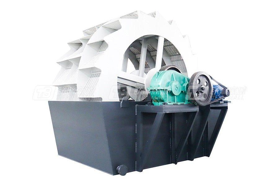 美岚矿机MXS3020MXS系列轮斗式洗砂机