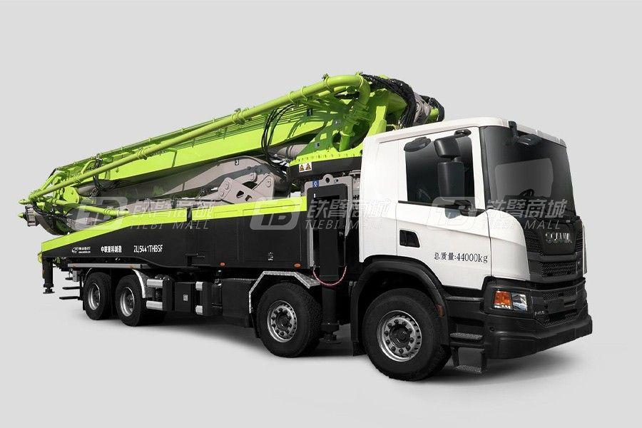 中联重科ZLJ5441THBSF 56X-6RZ混凝土泵车