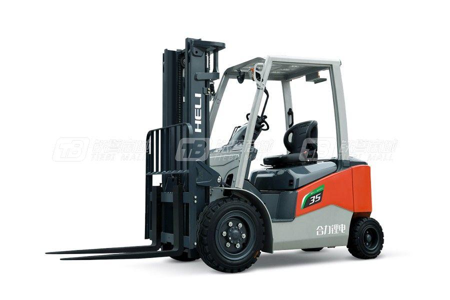 合力G2系列2-3.5t锂电池平衡重式叉车锂电池平衡重式叉
