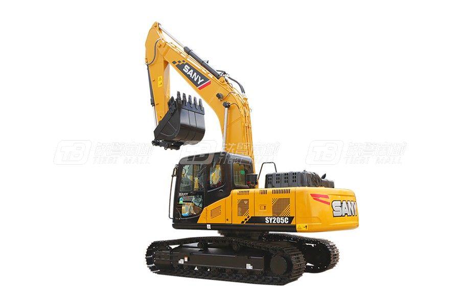 三一SY205C DPC中型挖掘机