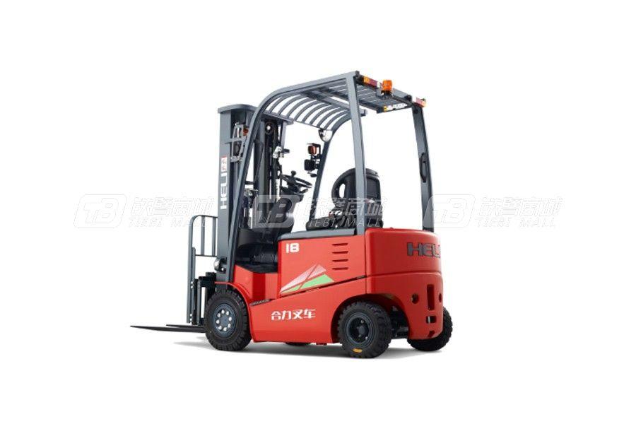 合力CPD15G系列交流蓄电池平衡重式叉车