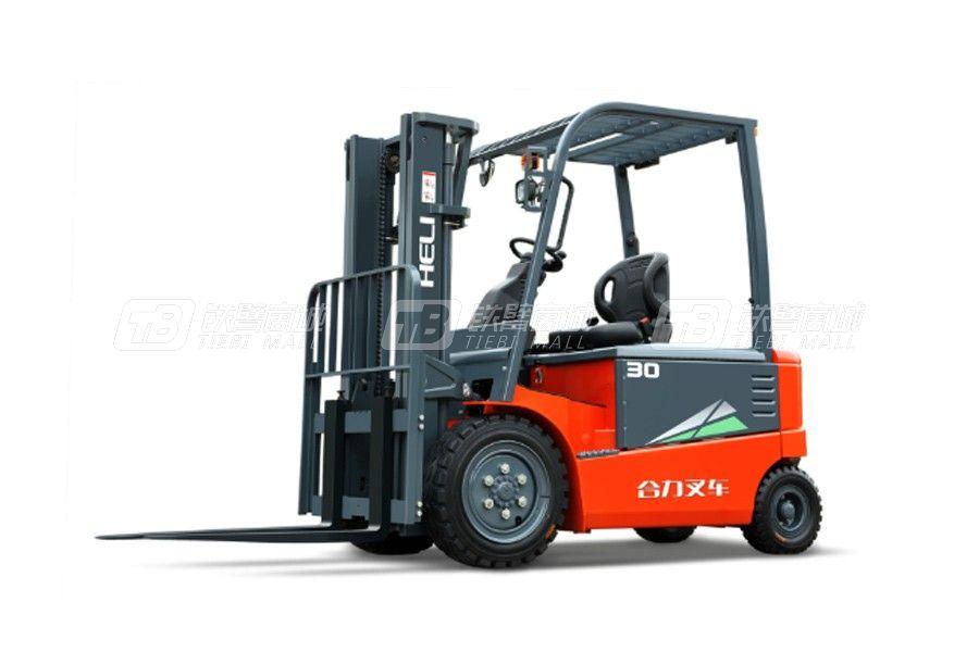 合力CPD35H3系列3.5吨蓄电池平衡重式叉车