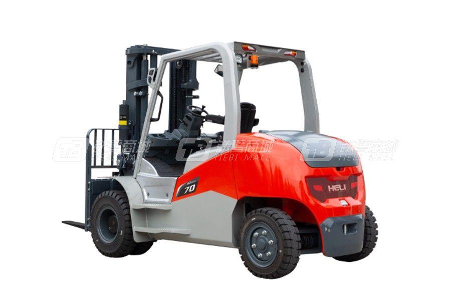合力CPD60G3系列6吨蓄电池平衡重式叉车
