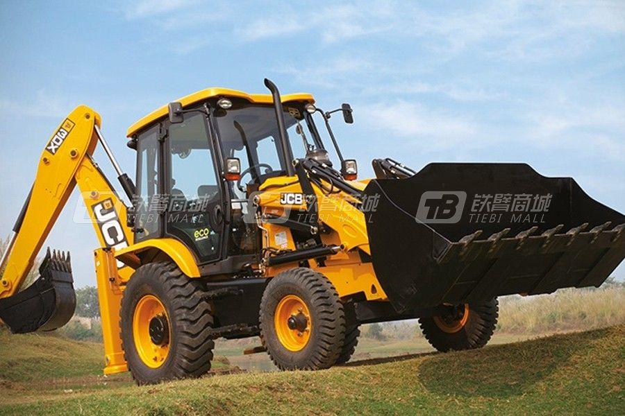 JCB3DX挖掘装载机