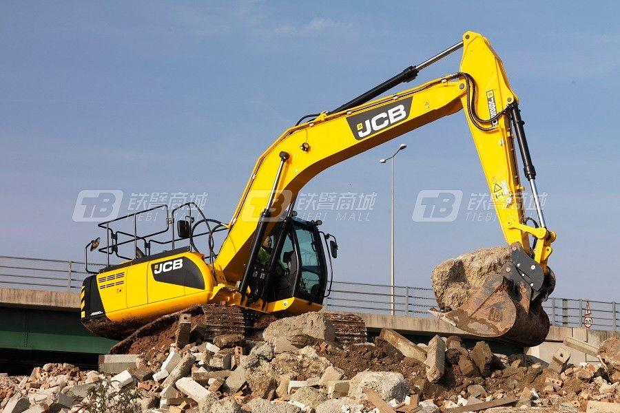JCBJS230LC挖掘机