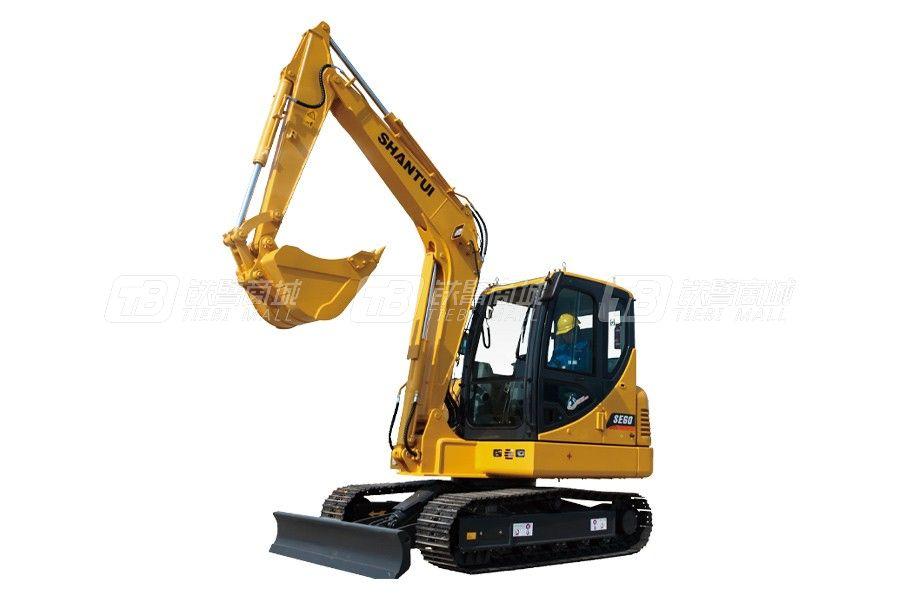 山重建机SE60履带挖掘机