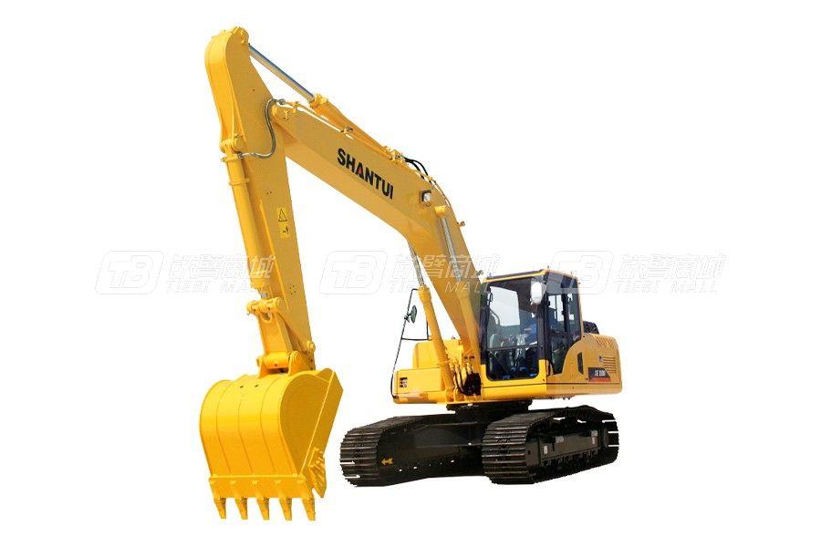 山重建机SHANTUISE210履带挖掘机