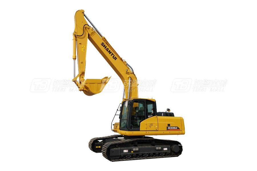 山重建机SE235履带挖掘机
