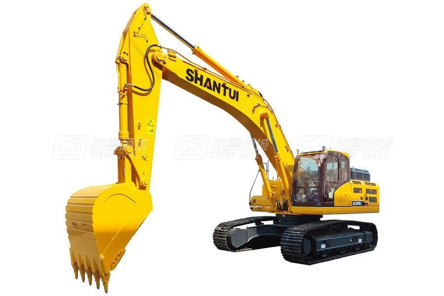 山重建机SE305LC履带式液压挖掘机