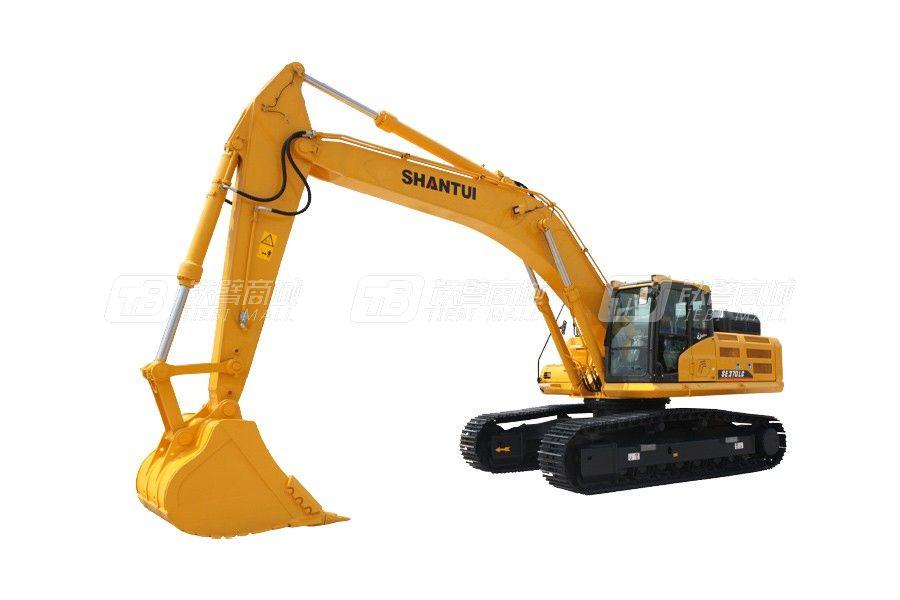 山重建机SHANTUISE370LC履带挖掘机