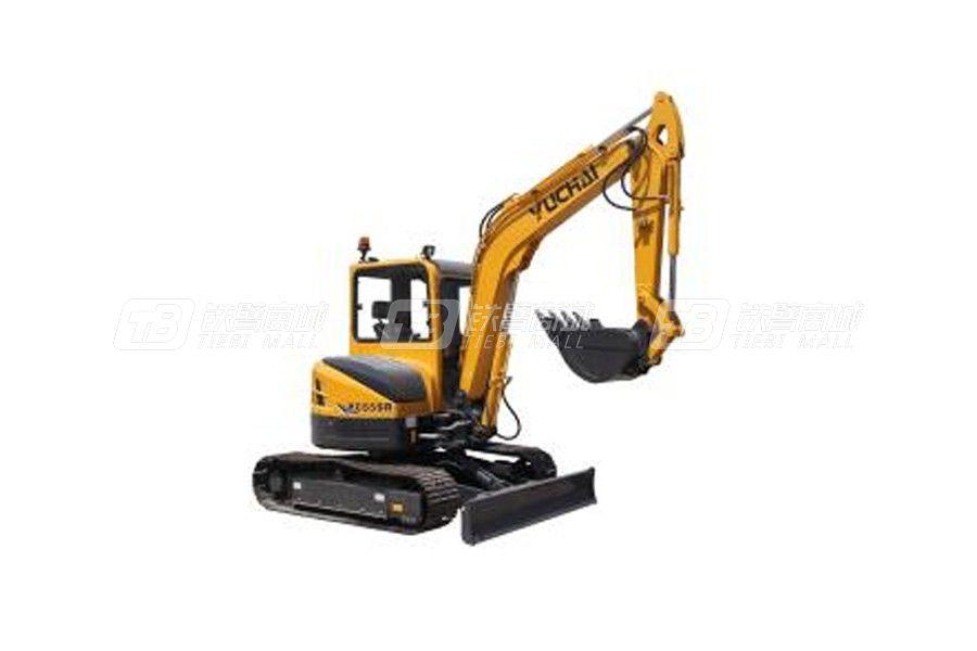 玉柴重工YC55SR履带挖掘机
