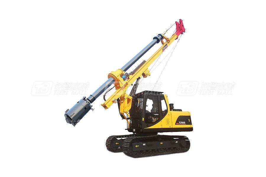 玉柴(桩工)YCR60D旋挖钻机