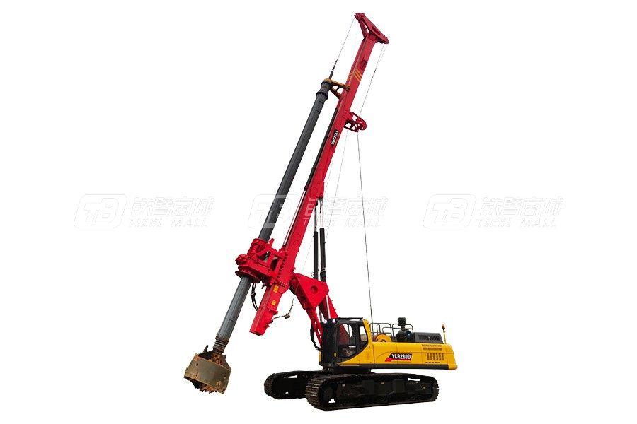 玉柴(桩工)YCR280D旋挖钻机