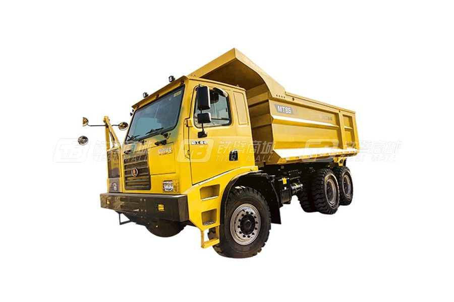 临工重机MT85矿用卡车
