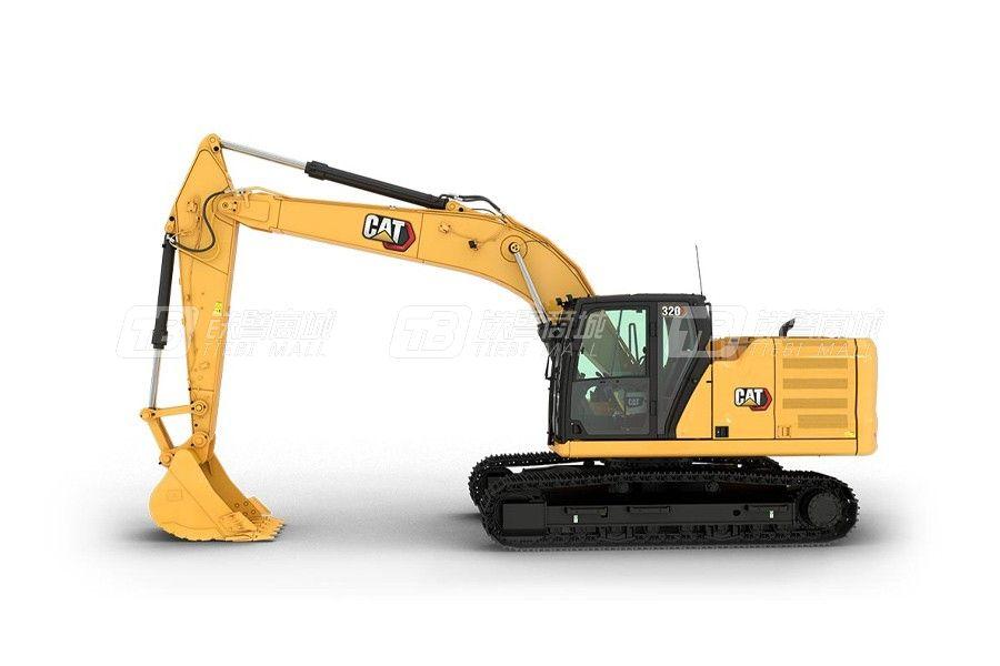 卡特彼勒新一代CAT<sup>®</sup> 320液压挖掘机