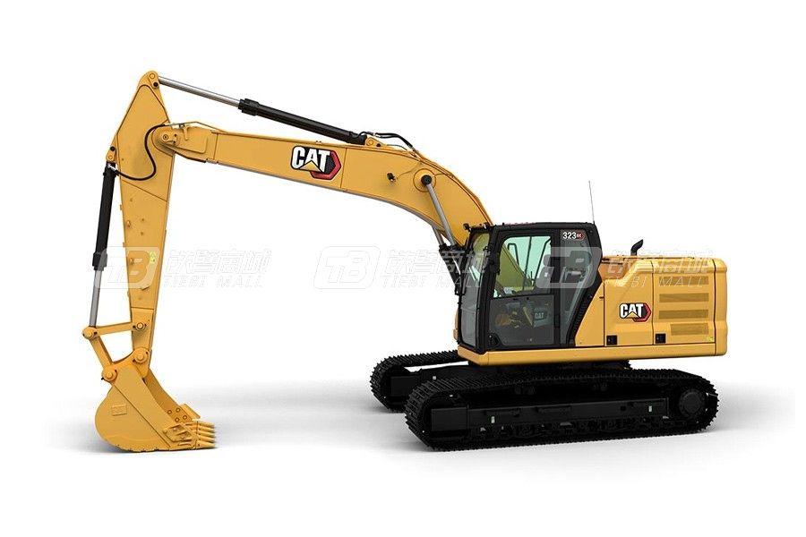 卡特彼勒新一代CAT<sup>®</sup> 323 GC液压挖掘机