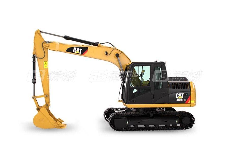 卡特彼勒313D2 L小型液压挖掘机