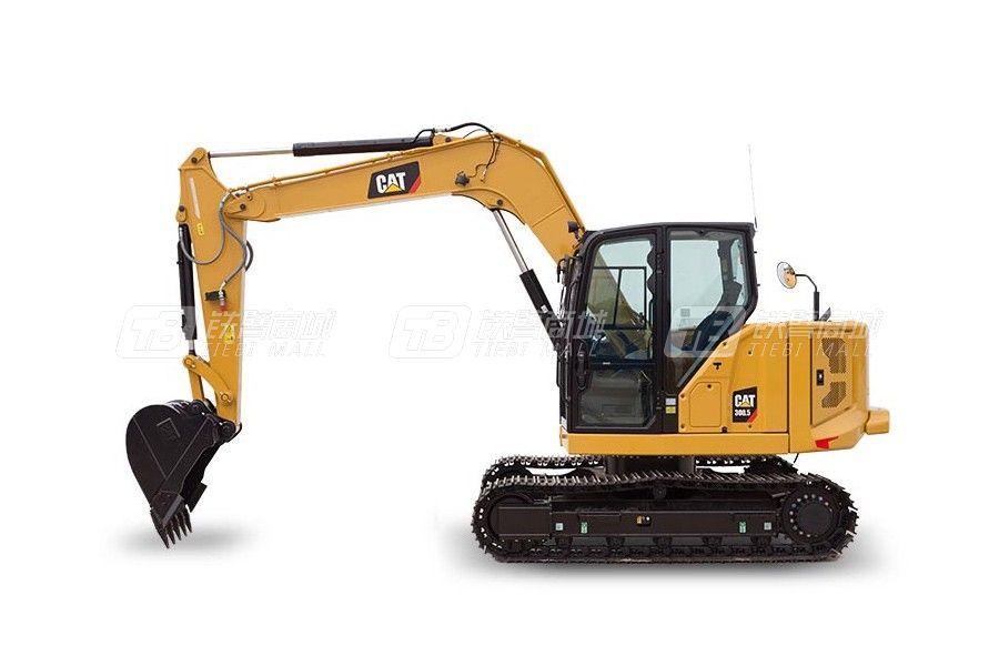 卡特彼勒新一代CAT<sup>®</sup>308.5小型液压挖掘机