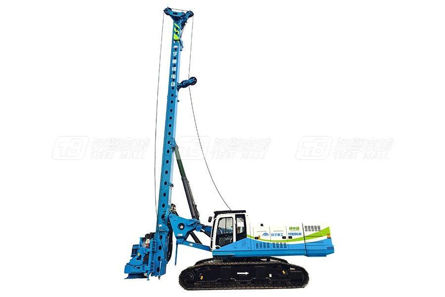 宇通重型装备YTR206AE纯电动旋挖钻机