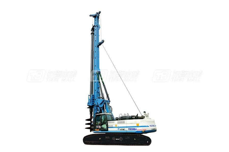 宇通重型装备YTR230Dpro旋挖钻机
