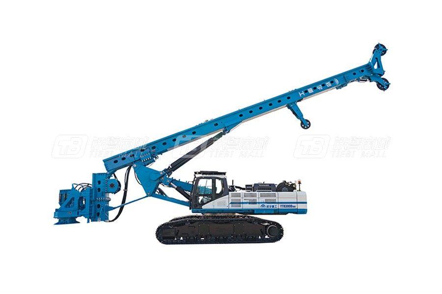 宇通重型装备YTR300Dmax旋挖钻机