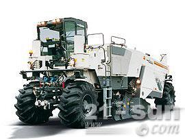 维特根WR 2500 SK再生机械图片