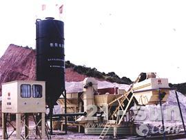 南方路机YWCB120稳定土厂拌设备