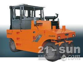 悍马GRW24轮胎压路机