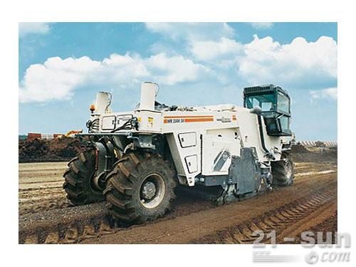 维特根WR 2500 SK再生机械外观图1