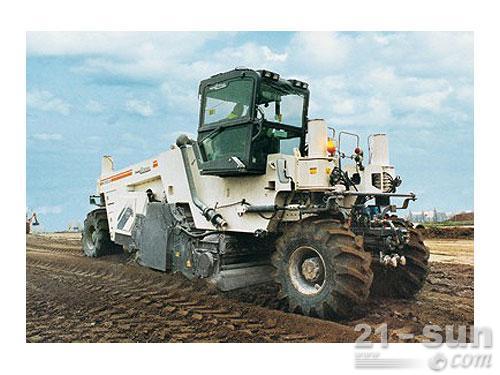 维特根WR 2500 SK再生机械外观图2