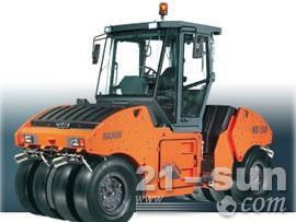 悍马HD150TT轮胎压路机