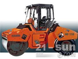 悍马HD110K单钢轮压路机