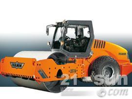 悍马3516单钢轮压路机