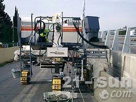 维特根SP 150滑模摊铺机图片